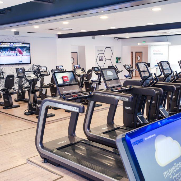 Salle De Sport Fitness Club Cap Tonic